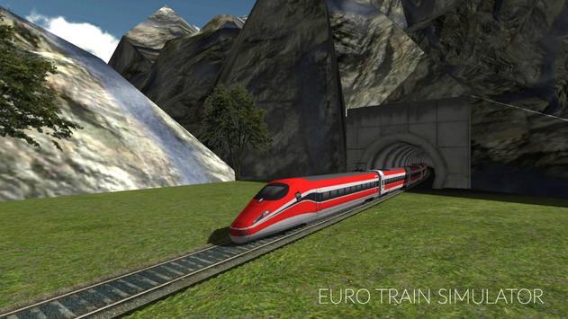 Euro Train Simulator Ekran Görüntüsü 1