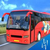 Indian Bus Simulator أيقونة