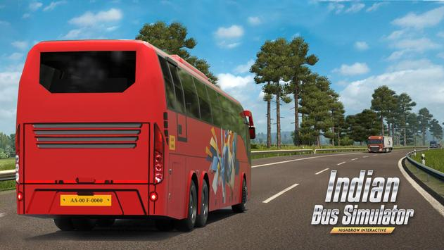 Indian Bus Simulator تصوير الشاشة 2