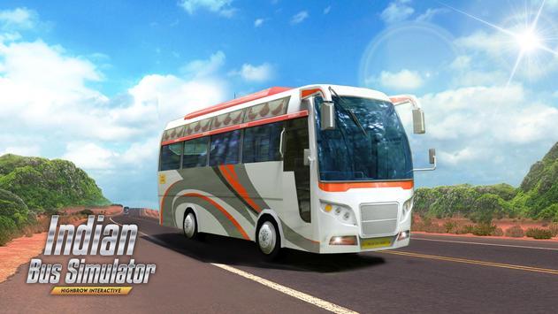 Indian Bus Simulator تصوير الشاشة 1