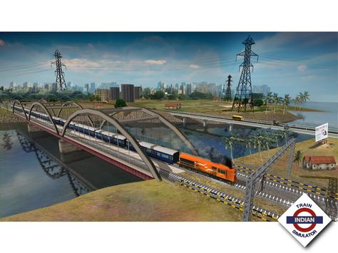 Indian Train Simulator screenshot 12