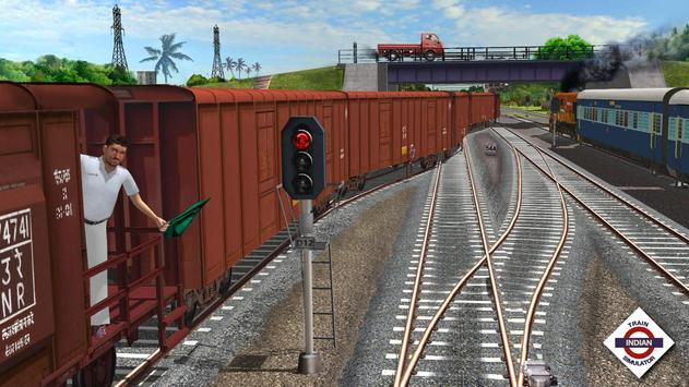 Indian Train Simulator screenshot 2
