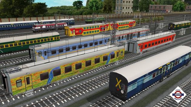 Indian Train Simulator screenshot 4