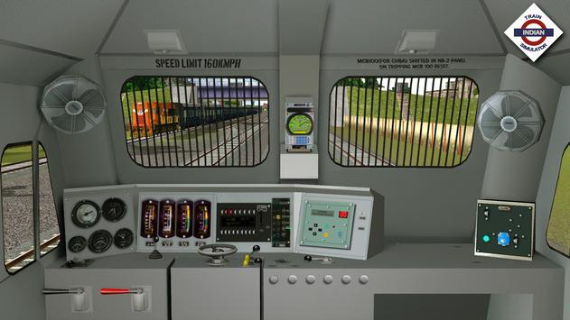 Indian Train Simulator पोस्टर