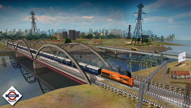 Indian Train Simulator स्क्रीनशॉट 5