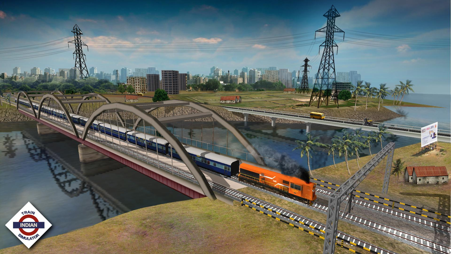 Indian Train Simulator for Android - APK Download