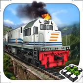 Indonesian Train Simulator simgesi