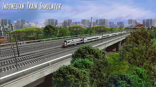 Indonesian Train Simulator Ekran Görüntüsü 5