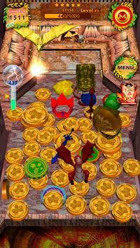 Coin Dozer: Goldmine Quest & Casino Slot Machine poster