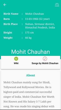 Mohit Chauhan screenshot 3