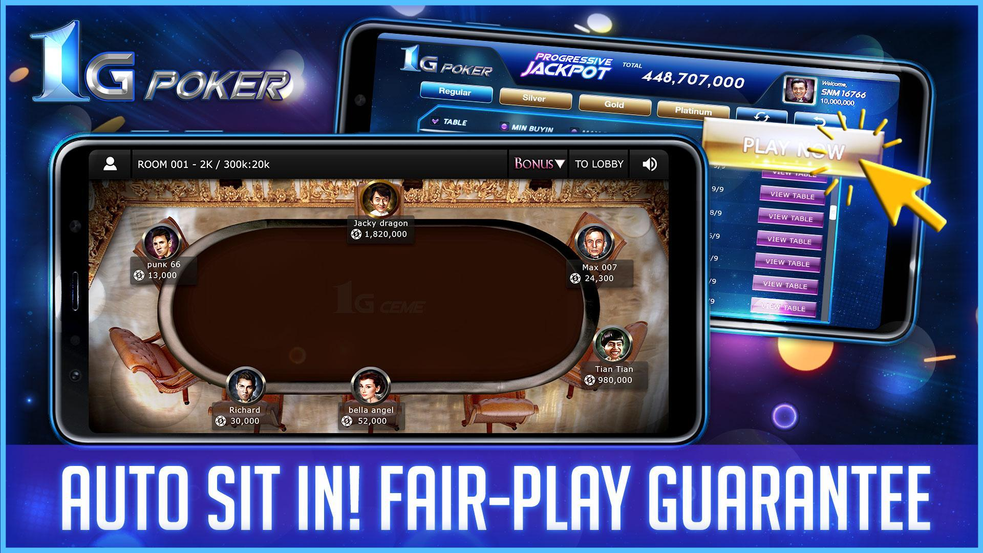 1 Gaming Poker Domino Qiu Qiu Ceme Online For Android Apk Download