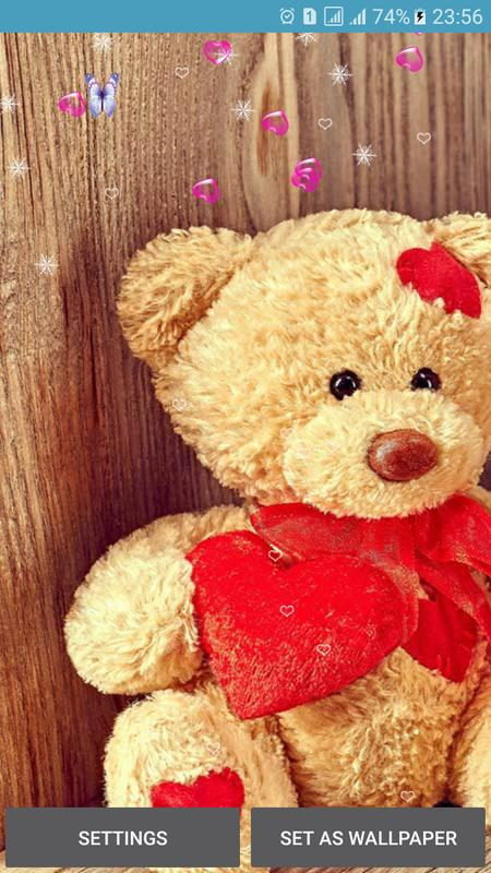 Teddy Bear Live Wallpapers For Android Apk Download