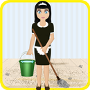 home cleaning game APK