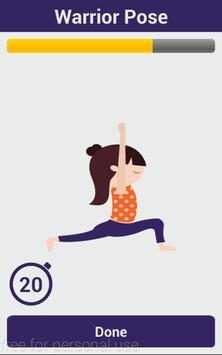 Yoga cho trẻ em ảnh chụp màn hình 15