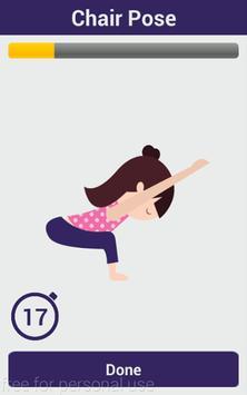 Yoga cho trẻ em ảnh chụp màn hình 16