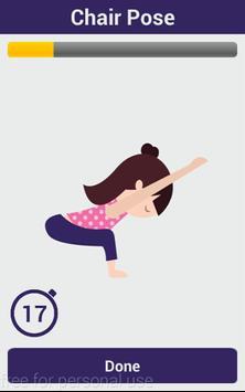 Yoga cho trẻ em ảnh chụp màn hình 2