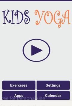 Yoga cho trẻ em ảnh chụp màn hình 6