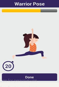 Yoga cho trẻ em ảnh chụp màn hình 8