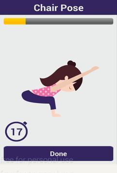 Yoga cho trẻ em ảnh chụp màn hình 9