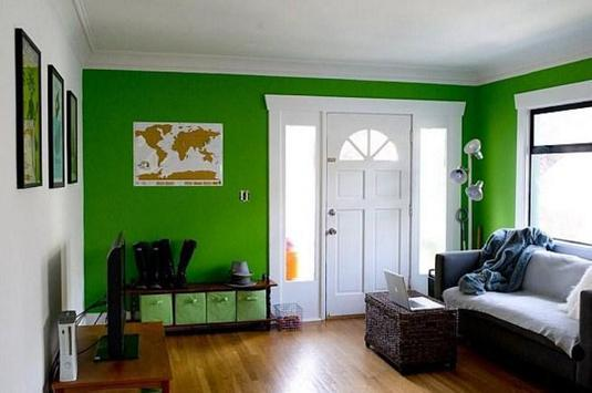 Home Interior Paint Designs poster
