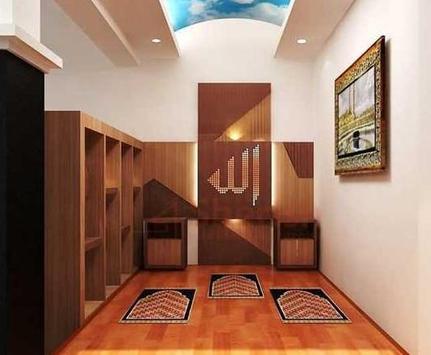 Home Mosque Design Ideas screenshot 1