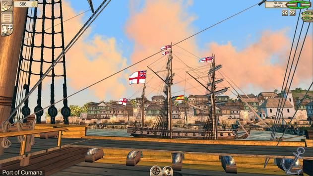 The Pirate: Caribbean Hunt captura de pantalla 11