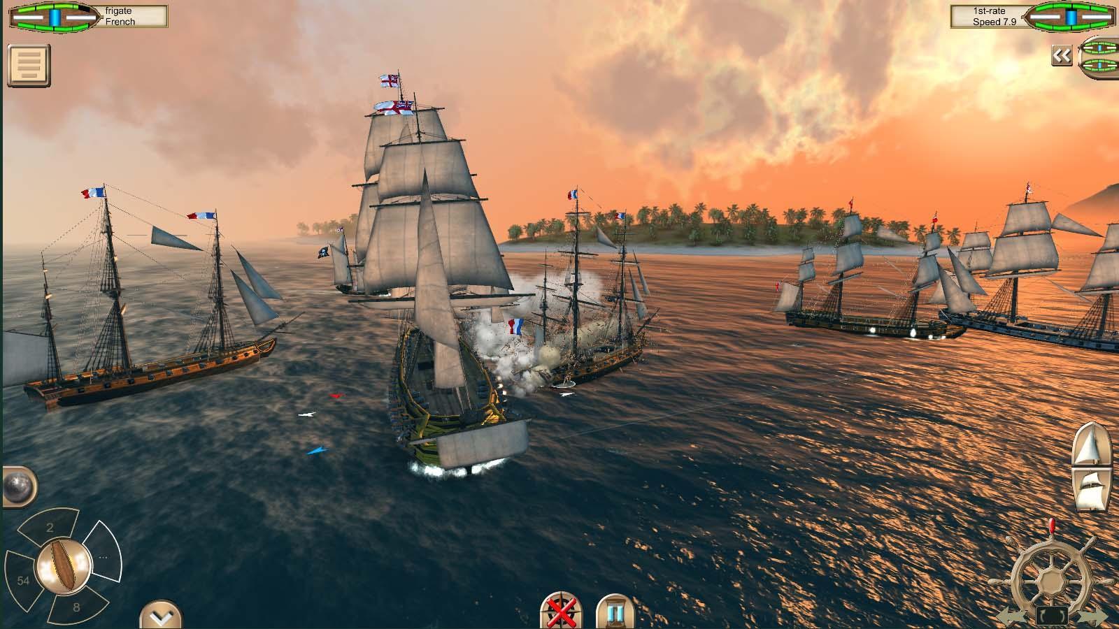Hasil gambar untuk gambar game android the pirate caribbean hunt