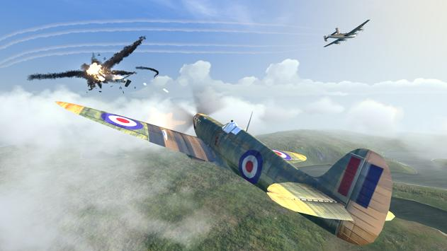Warplanes: WW2 Dogfight plakat