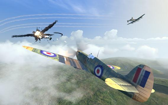 Warplanes: WW2 Dogfight screenshot 16