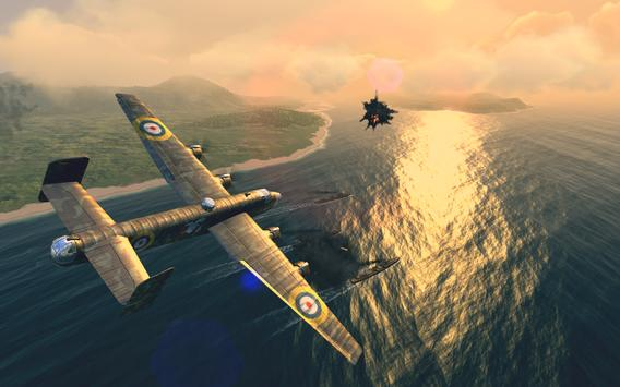 Warplanes: WW2 Dogfight screenshot 18