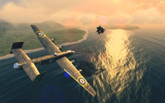 Warplanes: WW2 Dogfight screenshot 10
