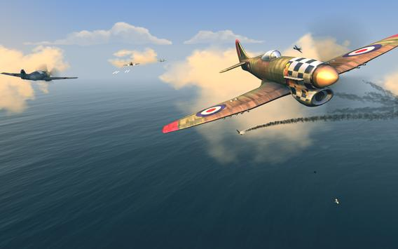 Warplanes: WW2 Dogfight screenshot 11