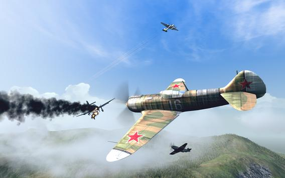 Warplanes: WW2 Dogfight screenshot 20
