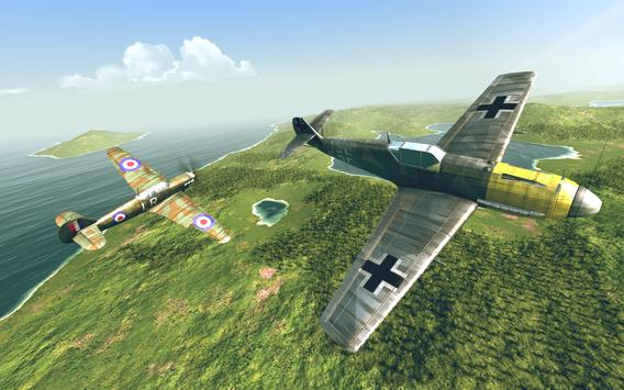 Warplanes: WW2 Dogfight screenshot 21