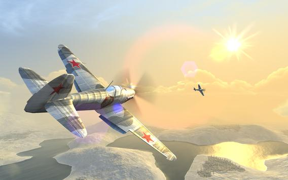 Warplanes: WW2 Dogfight screenshot 22