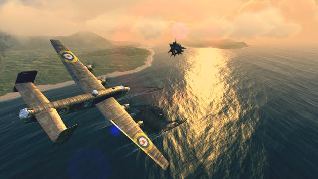 Warplanes: WW2 Dogfight screenshot 2