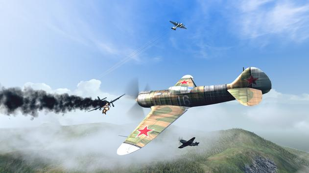 Warplanes: WW2 Dogfight screenshot 4