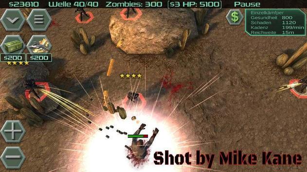 Zombie Defense screenshot 4