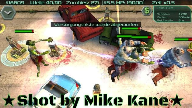 Zombie Defense screenshot 6