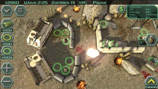 Zombie Defense screenshot 7