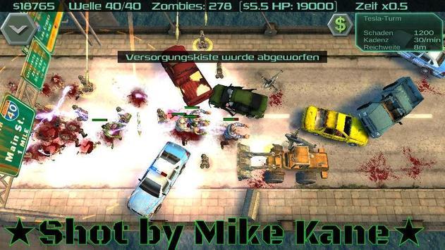 Zombie Defense screenshot 8