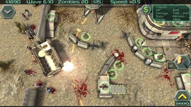Zombie Defense screenshot 10