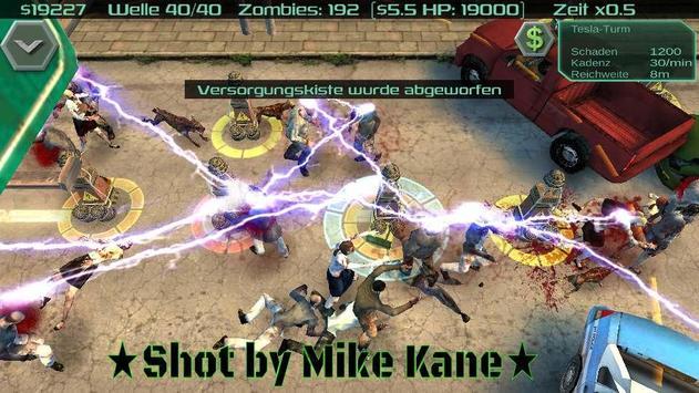 Zombie Defense screenshot 14