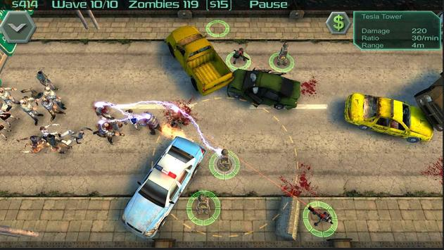 Zombie Defense screenshot 3