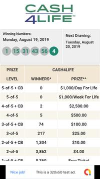 FL Lottery Results screenshot 4