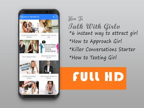 How to Talk With a Girl poster