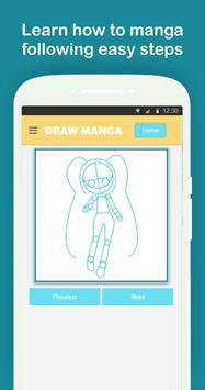 How to Draw Manga screenshot 1