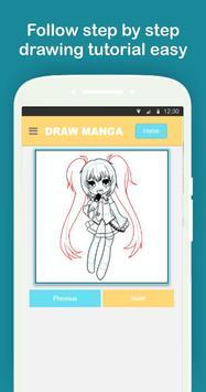 How to Draw Manga screenshot 2