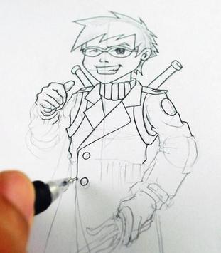 How To Draw Anime MANGA screenshot 1