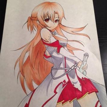 How To Draw Anime MANGA screenshot 2